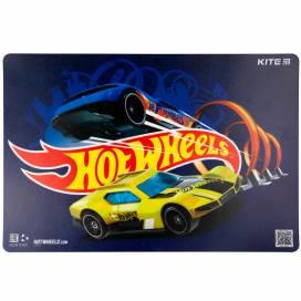 Подложка на стол Kite HW19-207K Hot Wheels 42*29см