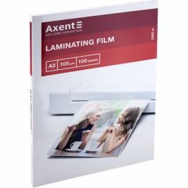 Пленка для ламинир. Axent формат А3 100 мкм 100шт 2090-A