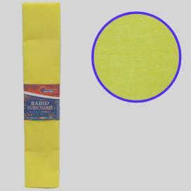 Бумага гофрированная Josef KR-110-8014 Светло-желтый