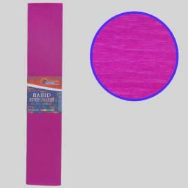 Бумага гофрированная Josef KR-110-8005 Темно-розовый