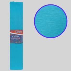 Бумага гофрированная Josef KR-110-8009 Морская волна