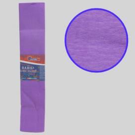 Бумага гофрированная Josef KR-110-8021 Сиреневый