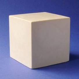 Гипс Куб мал 7*7*7см f01002