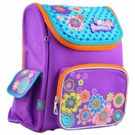 АКЦІЯ: Рюкзак YES 555102 H-17 Flowers каркасний
