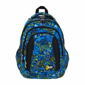 Рюкзак (ранец) школьный ST.RIGHT BP-04 XD ART 627033