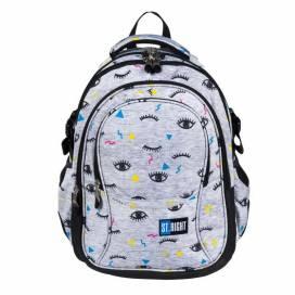 Рюкзак (ранец) школьный ST.RIGHT BP-01 EYES 626043