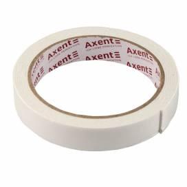 Скотч двухсторонний Axent на пене 18мм х 2м 3111-А