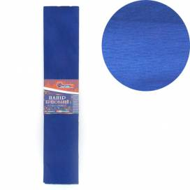 Бумага гофрированная Josef KR-110-8007 Темно-синий