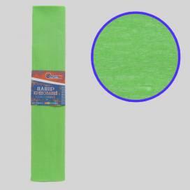Бумага гофрированная Josef KR-110-8012 Салатовый