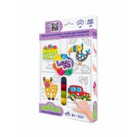 Пластилиновая паста Окто 41042 TM LOVIN`DO Тесто Игры для пальчиков 1