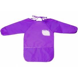 Фартук для творчества Maxi CF61651-12 от 6 до 14 лет фиолетовый
