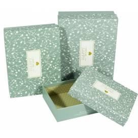 Коробка подарочная Unison C210-33 прямоугольная МАЛЕНЬКАЯ 18*14*5