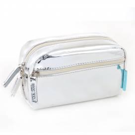 Косметичка YES 531 469 YW-50 Гламур срібло