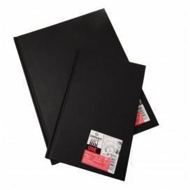 Блокнот Canson Art Book 10,2*15,2 А6 100г/м2 100листов Black (записная книжка)