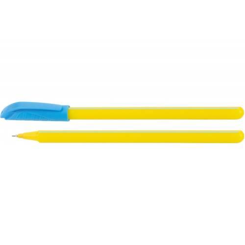 Ручка Optima шар O15696 OPTIMA PATRIOT масл.  0,7 мм  син.