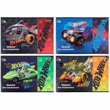 Альбом для рис-я Kite 12л/120 скоба HW21-241 Hot Wheels