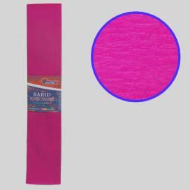 Бумага гофрированная Josef KR-110-8016 Малиновый