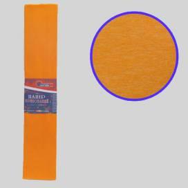 Бумага гофрированная Josef KR-110-8018 Светло- оранжевый
