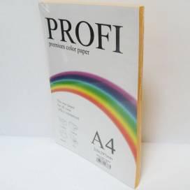 Бумага цв  А4/80 100л PROFI 200 Deep Gold ( насыщенный золотой)