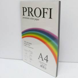 Бумага цв  А4/80 100л PROFI 401 Intense Black( чёрный)
