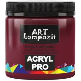 Фарба акрилова Art Kompozit 430мл 165 Бордо
