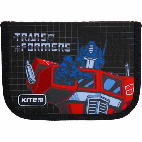 Пенал Kite TF21-622 1отд. 2 клапана Transformers