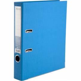 Сегрегатор (накопитель) Axent 50мм Prestige двухсторонний картон. Для бумаги и файлов А4 1721-07C-A голубой