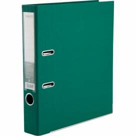 Сегрегатор (накопитель) Axent 50мм Prestige двухсторонний картон. Для бумаги и файлов А4 1721-04C-A зелёный