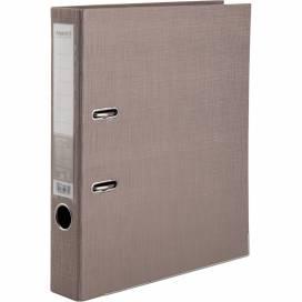 Сегрегатор (накопитель) Axent 50мм Prestige двухсторонний картон. Для бумаги и файлов А4 1721-35C-A золото розовое