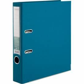 Сегрегатор (накопитель) Axent 50мм Prestige двухсторонний картон. Для бумаги и файлов А4 1721-31C-A тёмно бирюзовый