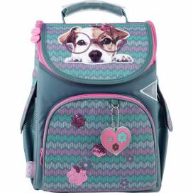 Рюкзак GoPack каркасный GO21-5001S-3 Education Sweet puppy