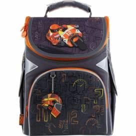Рюкзак GoPack каркасный GO21-5001S-12 Education Go moto