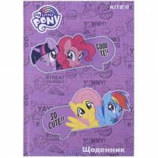 Дневник Kite LP21-262-1 Little Pony-1 тверд.обл.