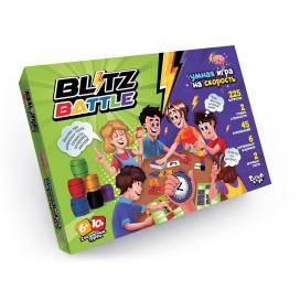 Игра Danko Toys Blitz Battle G-BIB-01-01/G-BIB-01-01U R/U (настольная, развивающая)