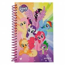 Блокнот Kite А5 80л LP19-221 без лин. Спираль сбоку My Little Pony