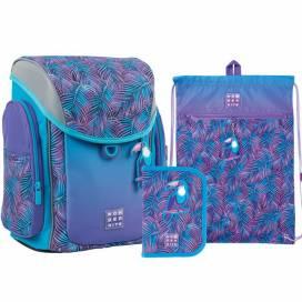Рюкзак  Kite набір SET_WK21-583S-1 Рюкзак + пенал + сумка для взуття  Kite Tropic