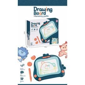 Доска детская Leader для рисования 6601
