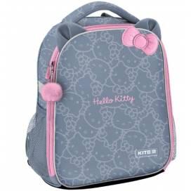 Рюкзак Kite HK22-555S Education Hello Kitty каркасний передзамовлення на 2022г