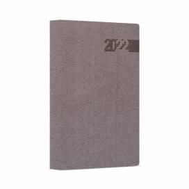 Ежедневник TM Leo Planner А5 252120 Boss 352 стр. дат серый