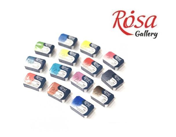 Rosa Gallery акварельные краски