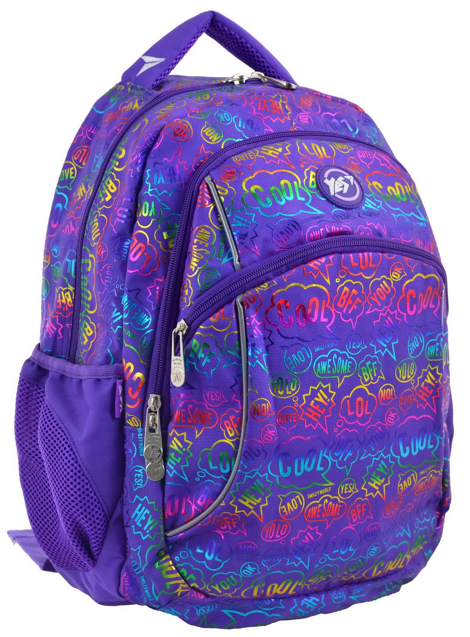 Рюкзак для девочки подростка